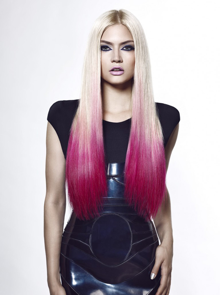 ombre-hair-colour-on-hair-extensions-salonlareine