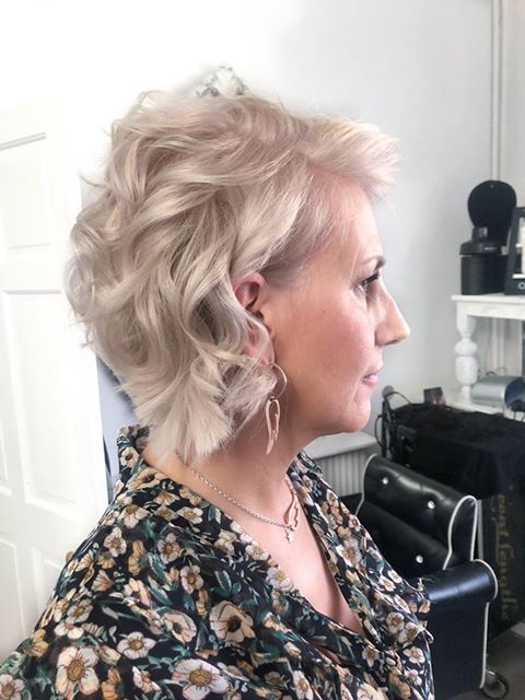 platinum hair olaplex