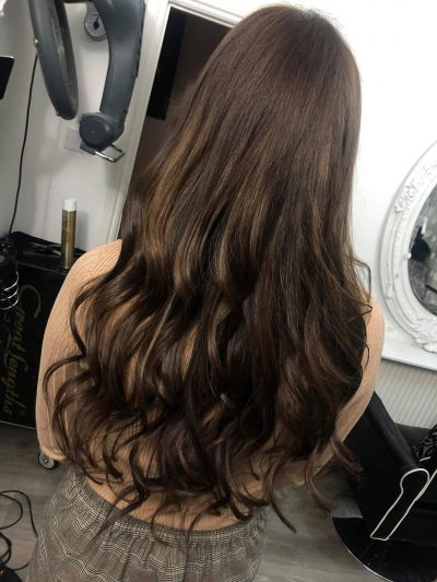 hair extension maintenance