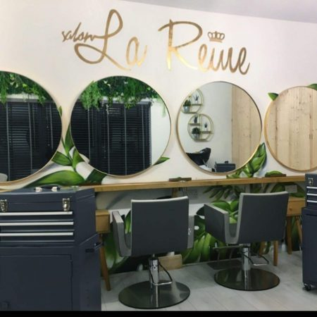 The new and improved salon la reine