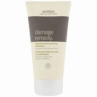 aveda damage remedy intensive treatment