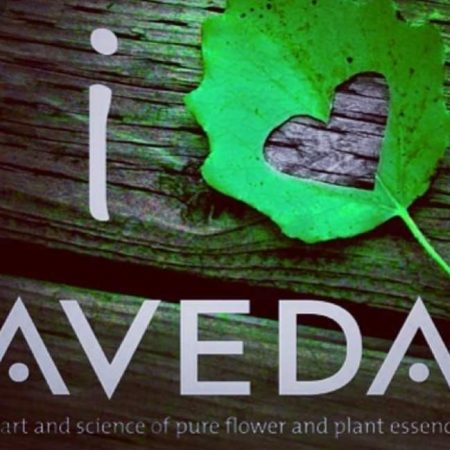 aveda eco friendly plant-based products