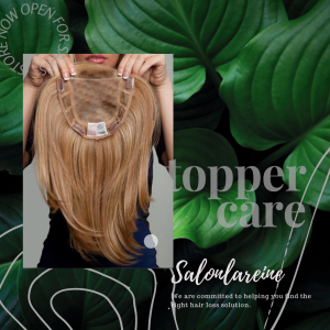 hair topper care image