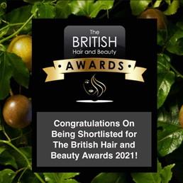 British hairdressing awards pic