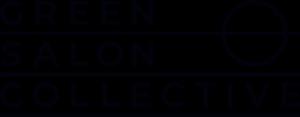 Green salon collective logo