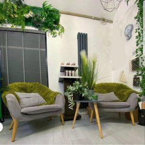 Salon La Reine interior
